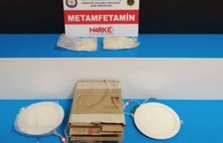 Kahramanmaraş'ta Uyuşturucu sevkiyatı yapan...