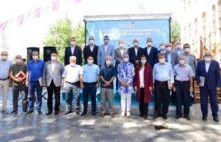 Kahramanmaraş Uluslararası Edebiyat ve Şiir Etkinliğine...