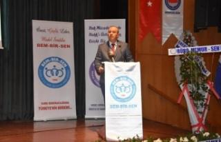 Başkan Kahveci'den Zabıta Haftası Mesajı