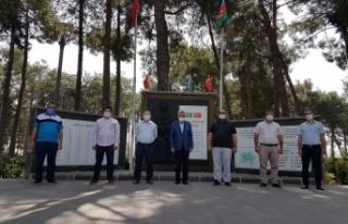 Başkan Kolutek: ''Karabağ Türk'ündür ve...
