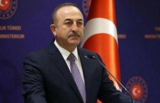 Çavuşoğlu'ndan Azerbaycan'a tam destek
