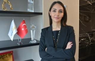 Sinem Öksüz Dedebayraktar Türkiye'nin en güçlü...