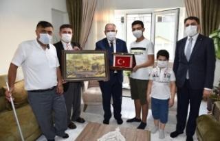 Vali Coşkun'dan 19 Eylül Gaziler Günü öncesi...
