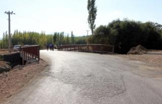 Bozlar Köprüsü Ulaşıma Açıldı