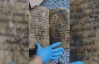 Gaziantep'te 1 Milyon değerinde 'İncil' ele...