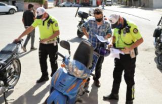 Kahramanmaraş'ta kazaların yüzde 20'sine...