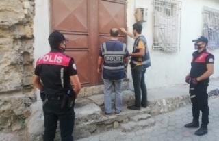 Kahramanmaraş'ta aranan 35 kişi tutuklandı