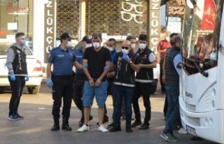 Kahramanmaraş'ta uyuşturucu satıcısı 19 kişi...