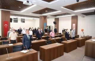 Onikişubat Belediyesi, Ekim Ayı Olağan Meclis Toplantısını...