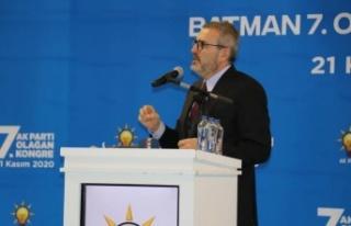 """AK Partili Ünal, """"Devlette ilgili kararları verecek..."""
