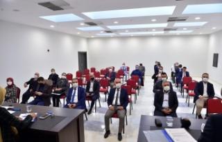 Dulkadiroğlu Belediye Meclis Toplantısı Yapıldı