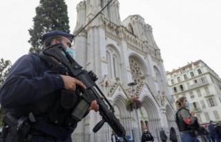 Fransa'da Yunan Ortodoks kilisesinde saldırı