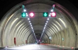 İşte tünellerin isimleri