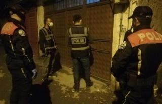 Kahramanmaraş'ta Polis, aranan 99 kişiyi yakaladı,...