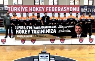Türkoğlu Belediyesi, Hokey Süper Ligi'nde...