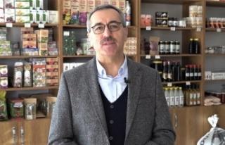 Başkan Güngör'den yerel esnafa destek çağrısı