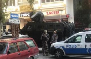 İhbara giden polis ekiplerine silahlı saldırı...