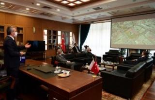 Kültür ve Turizm Bakan Yardımcısı Demircan'dan...