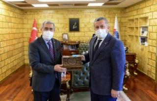 BBP Genel Başkan Yardımcısı Yardımcıoğlu, KSÜ...