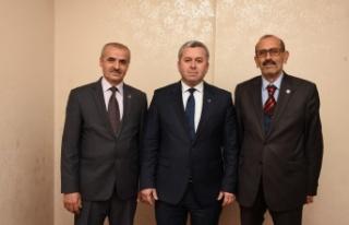 Bbp Kahramanmaraş İl Başkanı Ali Çavuş Gelir...