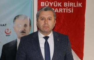 """BBP'li Yardımcıoğlu, """"Öğrenciye kredi değil,..."""
