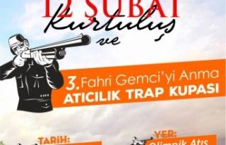 Kahramanmaraş'ta 12 Şubat Kurtuluş ve 3. Fahri...