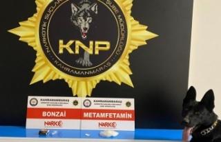 Kahramanmaraş'ta uyuşturucu satıcısı 6 kişi...