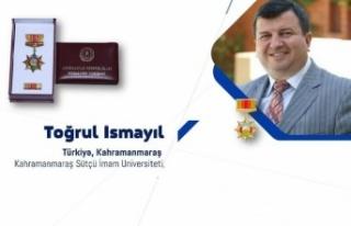 Öğretim Üyesi Prof. Dr. Toğrul İsmayıl Azerbaycan...