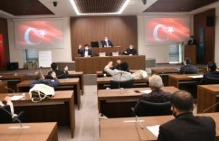 Onikişubat Belediyesi, yeni yılın ilk olağan meclis...
