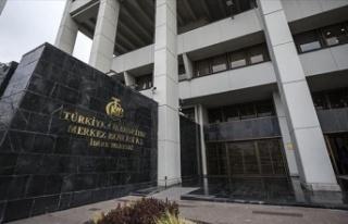 TCMB'nin resmi rezerv varlıkları arttı