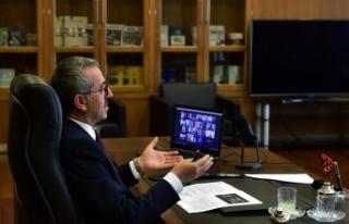 Başkan Güngör Göç Platformu Toplantısına Katıldı
