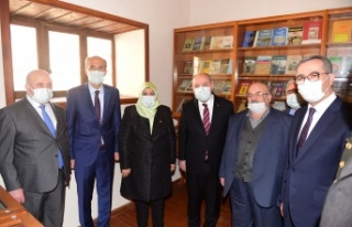 Başkan Okay'dan Kahramanmaraş'ın Kültür Hazinesine...