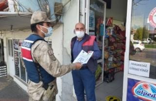 Jandarma sigara savaş açtı