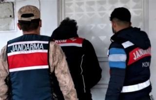 Jandarma'dan uyuşturucu satıcılarına ağır...