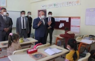 Köy Okullarımız Öğrencilerimize Kavuştu