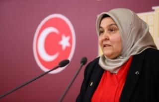 AK Partili Öçal: Hiçbir kadınımız terör ile...
