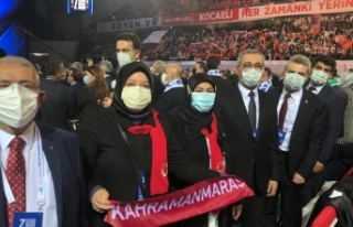 Başkan Güngör AK Parti 7. Olağan Büyük Kongresi'ne...