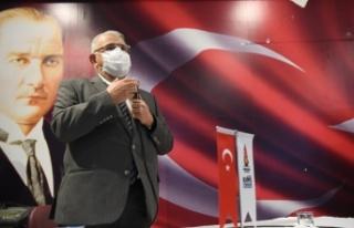 Başkan Mahçiçek, İstiklal Şairimiz Mehmet Akif'i...