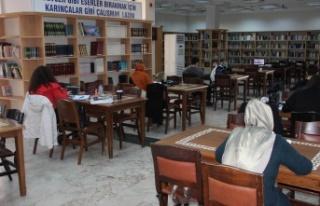 Büyükşehir Kütüphanelerinde Yeni Dönem