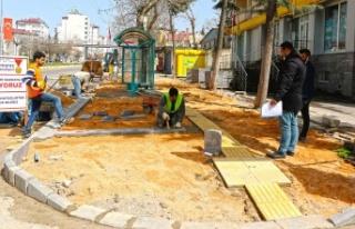 Büyükşehir'den Pazarcık'a 22 Bin Metrekare...