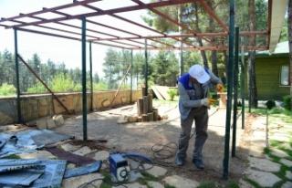 Dulkadiroğlu Bahara Hazırlanıyor