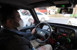 Kahramanmaraş'ta 13 yılda otomobiline 185 bin...