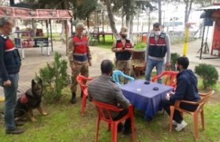 Kahramanmaraş'ta 'Narkotik ve Huzurlu Sokaklar'...