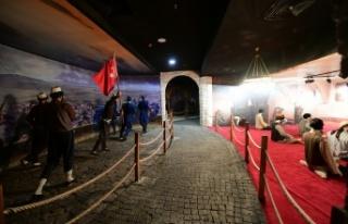 Şehrin Tarihi Bu Müzelerde