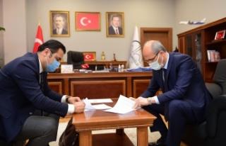 Turizmi Kalkındırmaya Çalışan Dulkadiroğlu'na...