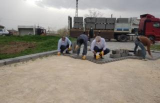 Afşin Belediyesi Çalışmalara Hız Verdi
