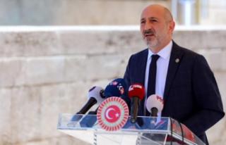 Ali Öztunç: Akp, Türkiye'yi Nükleer Atık Çöplüğüne...