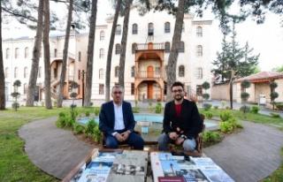 Başkan Güngör MyMecra'da Serdar Tuncer'in Konuğu...
