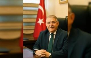 """Başkan Mahçiçek, """"İstiklal Madalyası, Ecdadımızın..."""