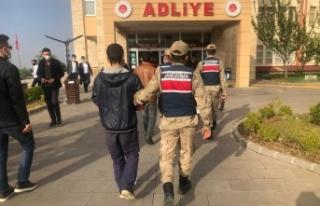 Kahramanmaraş'ta 68 kişi tutuklandı